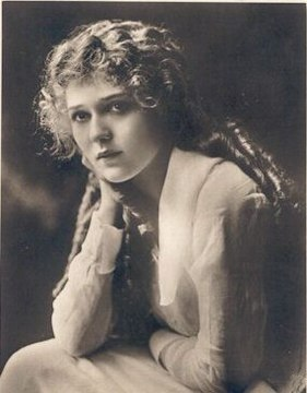 MaryPickford en 1923.
