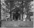 Mary E. Bayley House, 521 South Fountain Avenue, Springfield, Clark County, OH HABS OHIO,12-SPRIF,6-1.tif