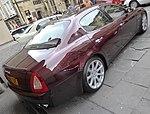 Maserati Quattroporte (2005) (34423429856).jpg