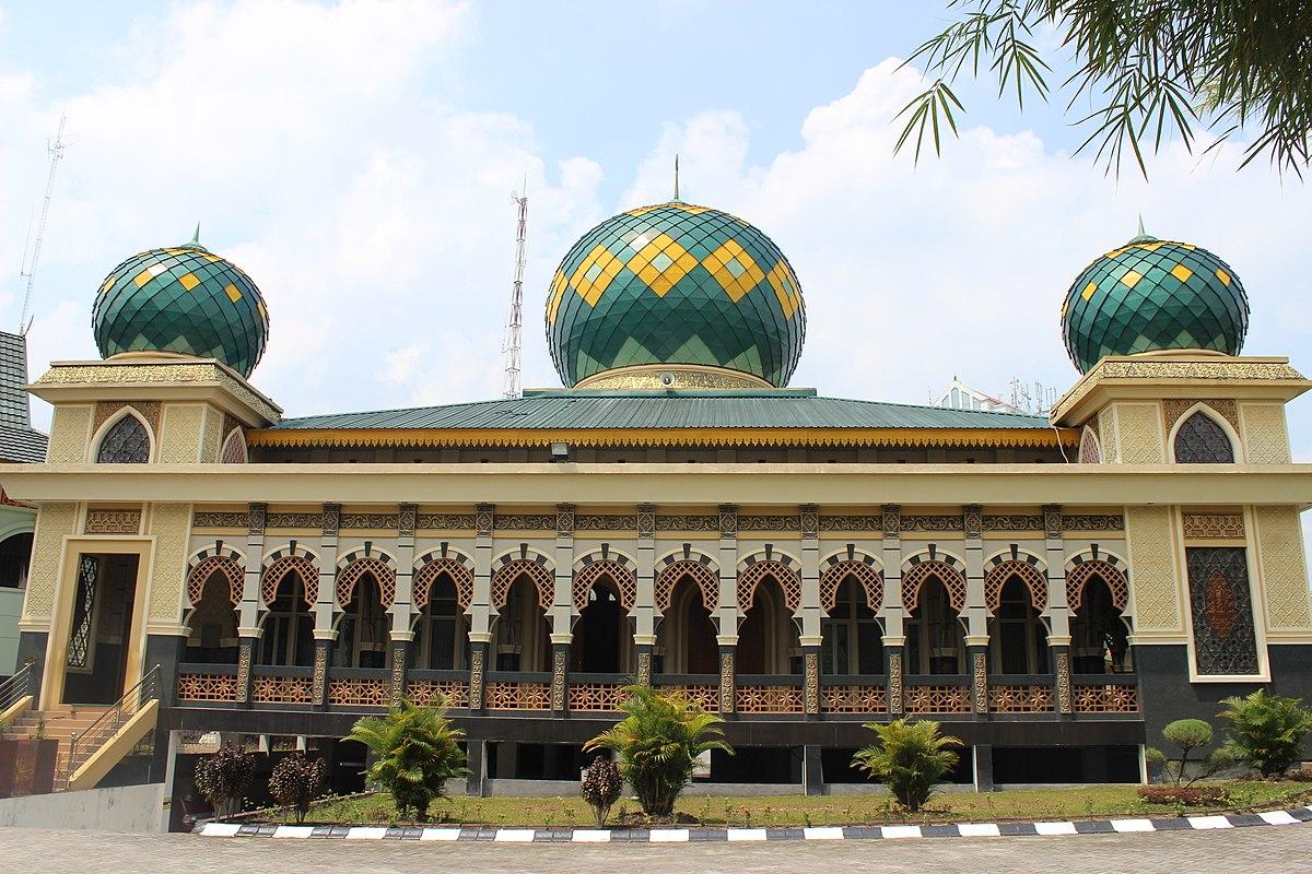 Masjid Ar-Rahman - Wikipedia bahasa Indonesia ...