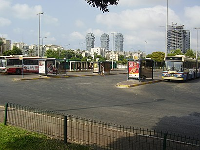 How to get to מסוף 2000 with public transit - About the place