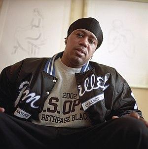 Master P - Master P in 2001.