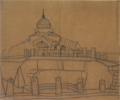 MatsumotoShunsuke Sketch Nikolai Cathedral(A).png