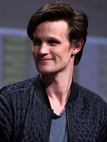 Matt Smith speaking at the 2012 San Diego Comic-Con International.jpg
