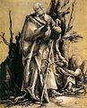 Matthias Grünewald - St John in the Forest - WGA10812.jpg