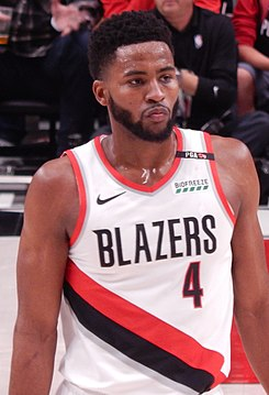 Maurice Harkless Western Conference Finals 2019 (cropped).jpg