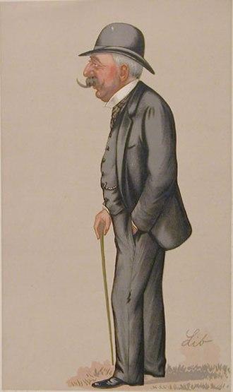 La Fleche (horse) - Maurice de Hirsch, La Fleche's owner