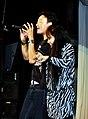 Mausami Gurung and Deepak Limbu in Sydney 2011.jpg