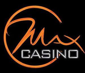 Max Casino - Image: Max Casino logo