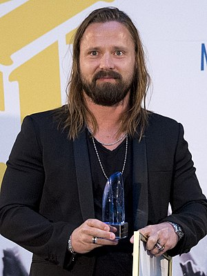 All I Ever Wanted (album) - Image: Max Martin