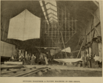 Maxim's Experimaental Flying Machine - Building - Cassier's 1895-04.png