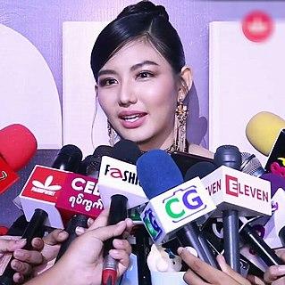 May Myint Mo Burmese actress