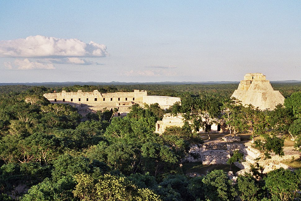 Maya ruins in Mexico 003