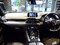 Mazda CX-8 XD L Package 4WD (3DA-KG2P) interior.jpg