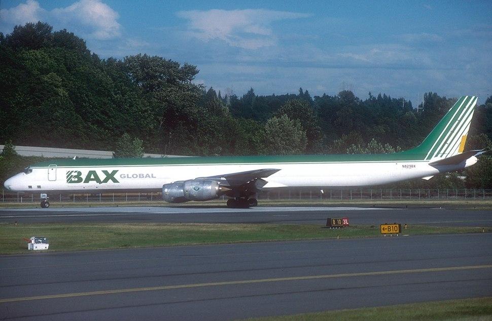 McDonnell Douglas DC-8-71(F), BAX Global AN0688756