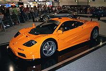 McLaren F1 LM - Wikipedia