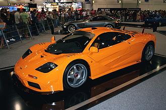 McLaren F1 LM - McLaren F1 XP1 LM Prototype
