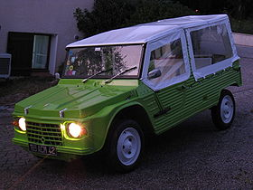 Image illustrative de l'article Citroën Méhari