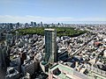 Meiji Shrine from Hotel Century Southern Tower.jpg