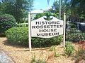 Melbourne FL Rossetter House sign01.jpg