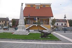 Melito Irpino - Melito town hall
