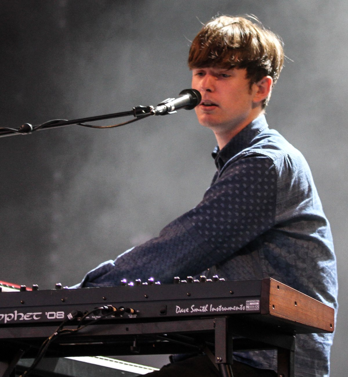 James Blake Musician Wikipedia