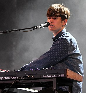 James Blake (musician) English singer-songwriter, and record producer from London