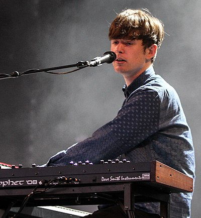 Picture of a band or musician: James Blake