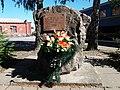 Memorable Sign to Victims of Fascism, Kremenchuk.jpg