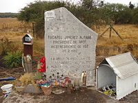 Memorial DDHH Chile 46 Animita Tucapel.jpg