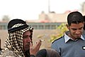 Men on the sidelines of the Iraqiya rally - Flickr - Al Jazeera English.jpg