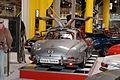 Mercedes-Benz 300SL 1955 Flügeltüren Gullwing RSideRear SATM 05June2013 (14600690995).jpg