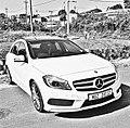 Mercedes A180 AMG DBN.jpg