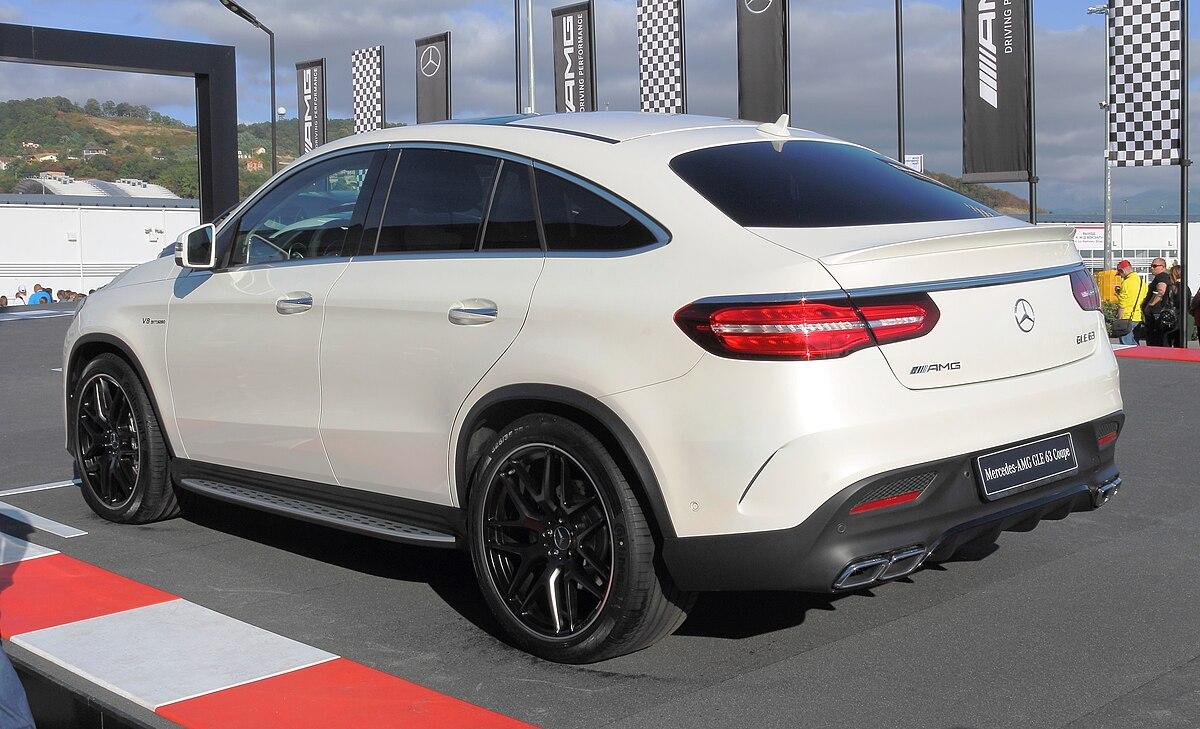 Mercedes Gle Coupe Wiki >> Mercedes AMG GLE63 - Wikipedia
