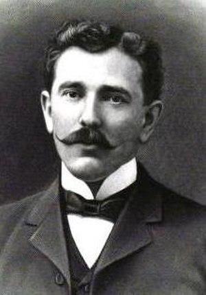 Herman A. Metz - Image: Metz Herman A 1904