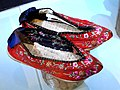 Miao female shoes - Yunnan Provincial Museum - DSC02144.JPG