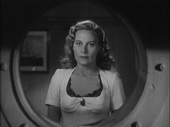 Screenshot of Michele Morgan from the film The...