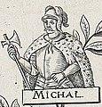 Michał Žygimontavič. Міхал Жыгімонтавіч (A. Tarasievič, 1675).jpg