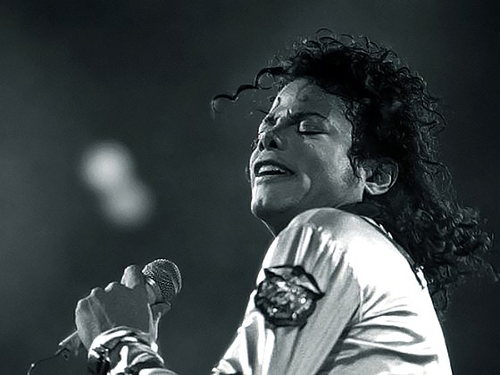 Slash collaborated with singer Michael Jackson on several occasions Michael Jackson1 1988.jpg