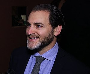 Michael Stuhlbarg - Stuhlbarg at the Casting Society of America Artios Awards in 2016