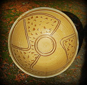 Michael Cardew - Michael Cardew Bowl made at Wenford Bridge