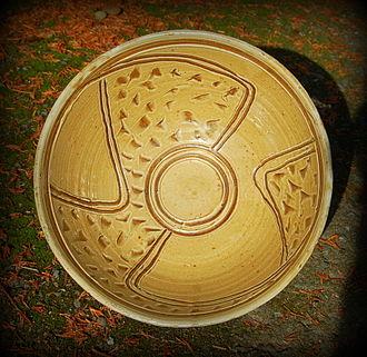 Michael Cardew - Michael Cardew Bowl made at Wenford Bridge