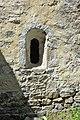 Micheldorf Lorenzenberg 68 Filialkirche hl Laurentius romanisches Fenster 07082014 106.jpg