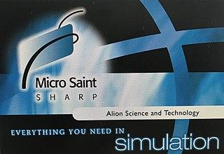 Micro Saint Sharp