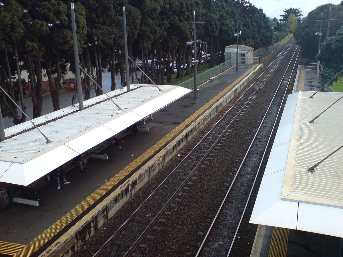 Middlemore Railway Station