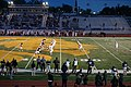 Midwestern State vs. Texas A&M–Commerce football 2015 39 (Midwestern State punting).jpg