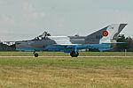 Mikoyan MiG-21 Lancer-C '6807' (12071931053).jpg