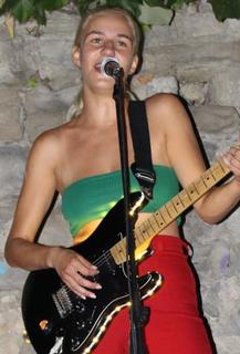Mila Robert Bulgarian singer, actress and painter