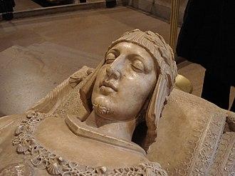 Gaston of Foix, Duke of Nemours - Grave of Gaston of Foix,  Castello Sforzesco, Milan.