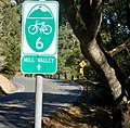 MillValleyBikeRouteSign 20150920 (22125651208).jpg